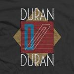 Duran Duran - Ragged Tiger Vintage T-shirt (cover)