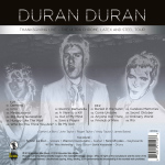 Duran Duran - Thanksgiving Live (back cover)