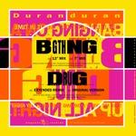 "Duran Duran - Big Thing 12"" (back cover)"
