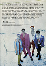 Duran Duran - This Band Is Perfect (back cover)