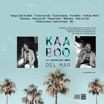 Duran Duran - Kaboo Del Mar (back cover)