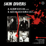 "Duran Duran - Skin Divers 7"" (back cover)"