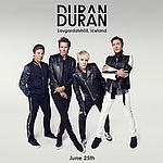 Duran Duran - Laugardalshöll Reykjavík (cover)