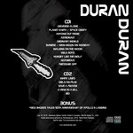 Duran Duran - Live From Kennedy Space Center (back cover)