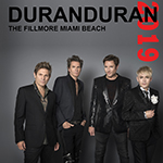 Duran Duran - The Fillmore Miami Beach (cover)