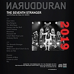 Duran Duran - The Seventh Stranger (back cover)