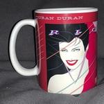 Duran Duran - Rio Mug (back cover)