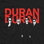 Duran Duran - Band Shot 2018 T-shirt (cover)