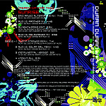 """Duran Duran - (Reach Up For The) Sunrise 12"""" (back cover)"""