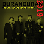 Duran Duran - The Chelsea Las Vegas (Night 1) (cover)
