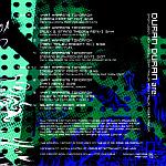 "Duran Duran - What Happens Tomorow 12"" (back cover)"