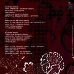 Duran Duran - Beutiful Colours 2LP (back cover)