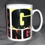 Duran Duran - Big Thing Mug (cover)