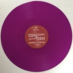 """Duran Duran - Dreaming Of Your Cars (1979 Demos Part 2) 12"""" (back cover)"""