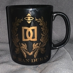 Duran Duran - Gold Crest Mug (cover)