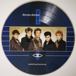 Duran Duran - Multitrack Mixes EP (cover)
