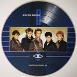 Duran Duran - Multitrack Mixes EP (cover)