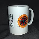 Duran Duran - SATRT White Tour Mug (cover)
