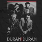 Duran Duran - Band Shot 2020 T-shirt (cover)