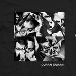 Duran Duran - Black Mirror Collage T-Shirt (cover)