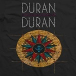 Duran Duran - Seven And The Ragged Tiger World Tour T-shirt (cover)