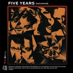 """Duran Duran - Five Years 7"""" (back cover)"""