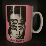 Duran Duran - Split Face Design Mug (cover)