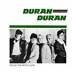 Duran Duran - Live At Bayou Club (cover)