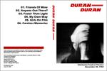 Duran Duran - Chichester Festival Theatre (cover)