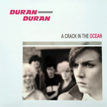 Duran Duran - A Crack In The Ocean 2LP (cover)