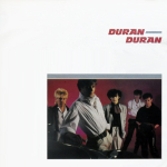 Duran Duran - Duran Duran LP (cover)