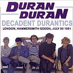 Duran Duran - Decadent Durantics (cover)