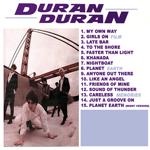Duran Duran - Decadent Durantics (back cover)