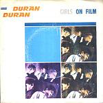 "Duran Duran - Girls On Film 7"""