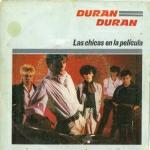 """Duran Duran - Las Chicas En La Película 7"""" (cover)"""