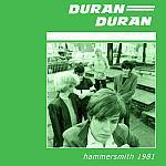 Duran Duran - Hammersmith 1981 (cover)