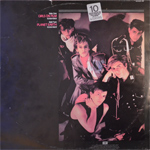 "Duran Duran - Night Versions 12"" (back cover)"