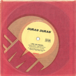 "Duran Duran - My Own Way 7"" (back cover)"