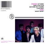 Duran Duran - Eastside Club Philadelphia (back cover)