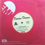 "Duran Duran - Planet Earth 7"" (cover)"