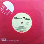 "Duran Duran - Planet Earth 7"" (back cover)"
