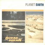 """Duran Duran - Planet Earth 7"""" (cover)"""