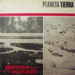 """Duran Duran - Planeta Tierra 7"""" (cover)"""