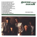 Duran Duran - Remixed (back cover)