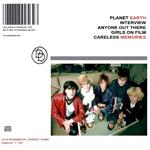 Duran Duran - Mandagsborsen Stockholm (back cover)