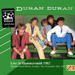 Duran Duran - Live At Hammersmith (cover)