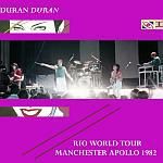 Duran Duran - Manchester 1982 (cover)
