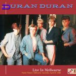 Duran Duran - Live In Melbourne (cover)