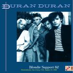 Duran Duran - Blondie Support (cover)