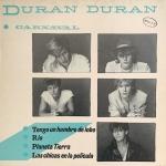 """Duran Duran - Carnaval 12"""" (cover)"""